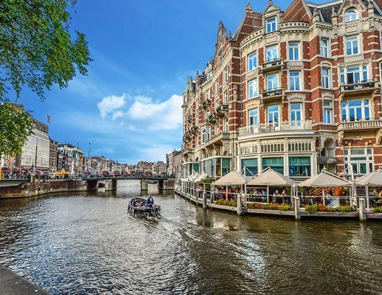 Palladium Sponsoring The Super Yacht Forum in Amsterdam